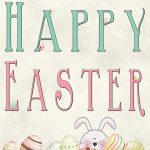 Free Easter Printable   Tgif   This Grandma Is Fun   Free Printable Easter Cards For Grandchildren
