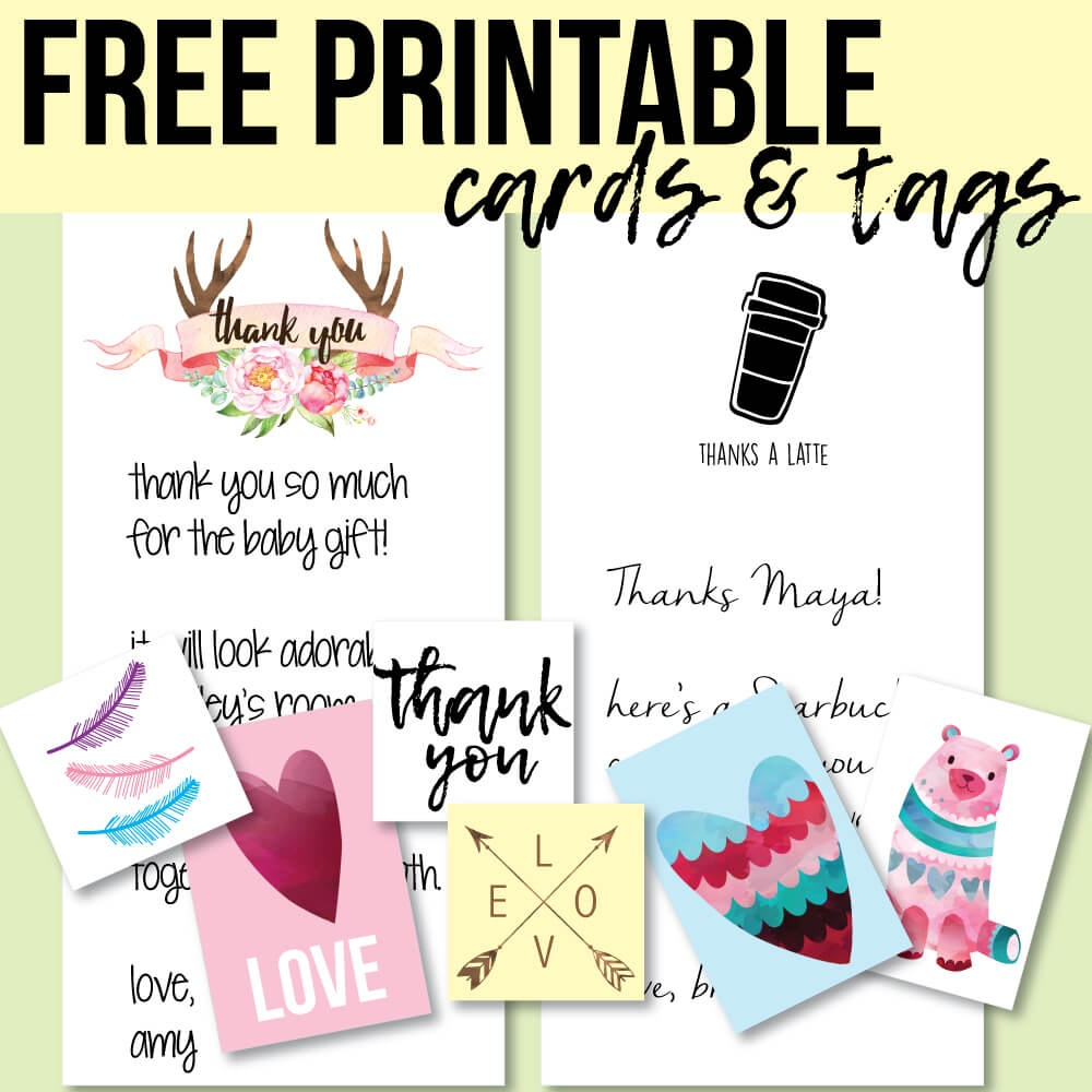 Free Favor Tags For Parties | Cutestbabyshowers - Printable Gift Tags Customized Free