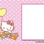Free Free Perfect Hello Kitty Baby Shower Invitations   Beeshower   Free Printable Hello Kitty Baby Shower Invitations