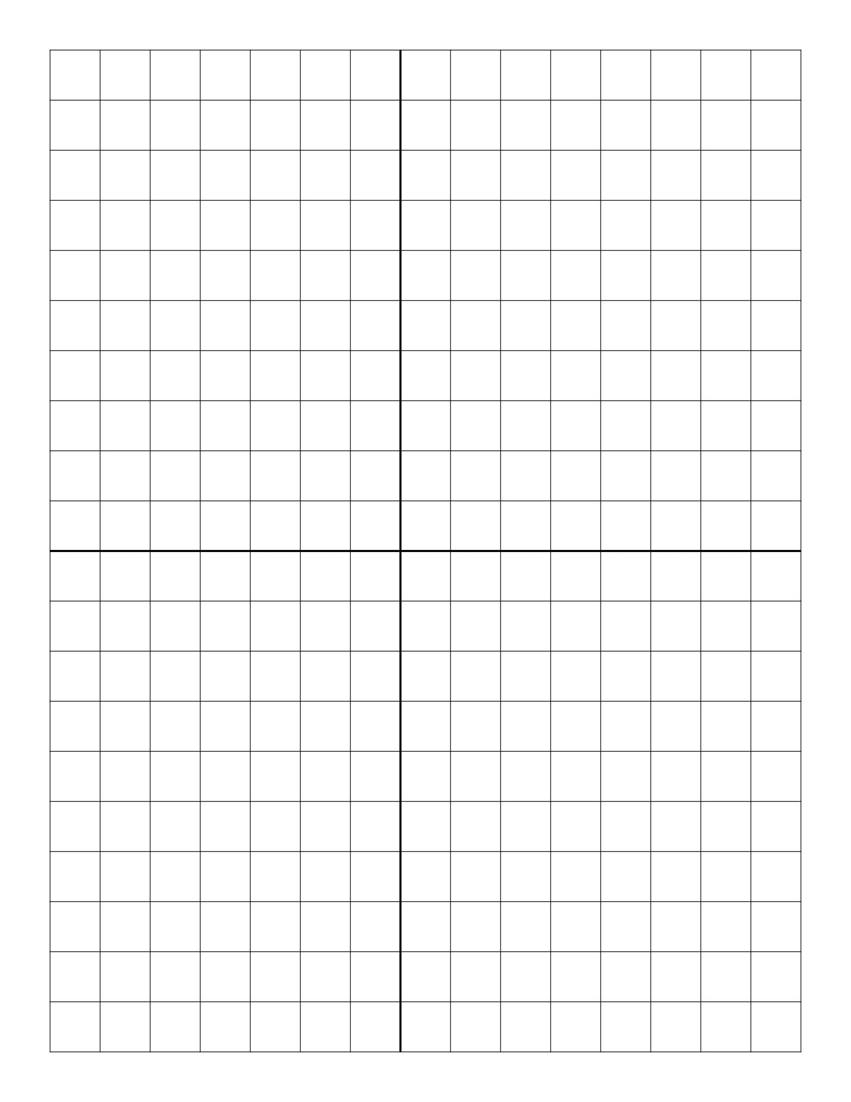 Free Online Graph Paper / Plain - Free Printable Squared Paper