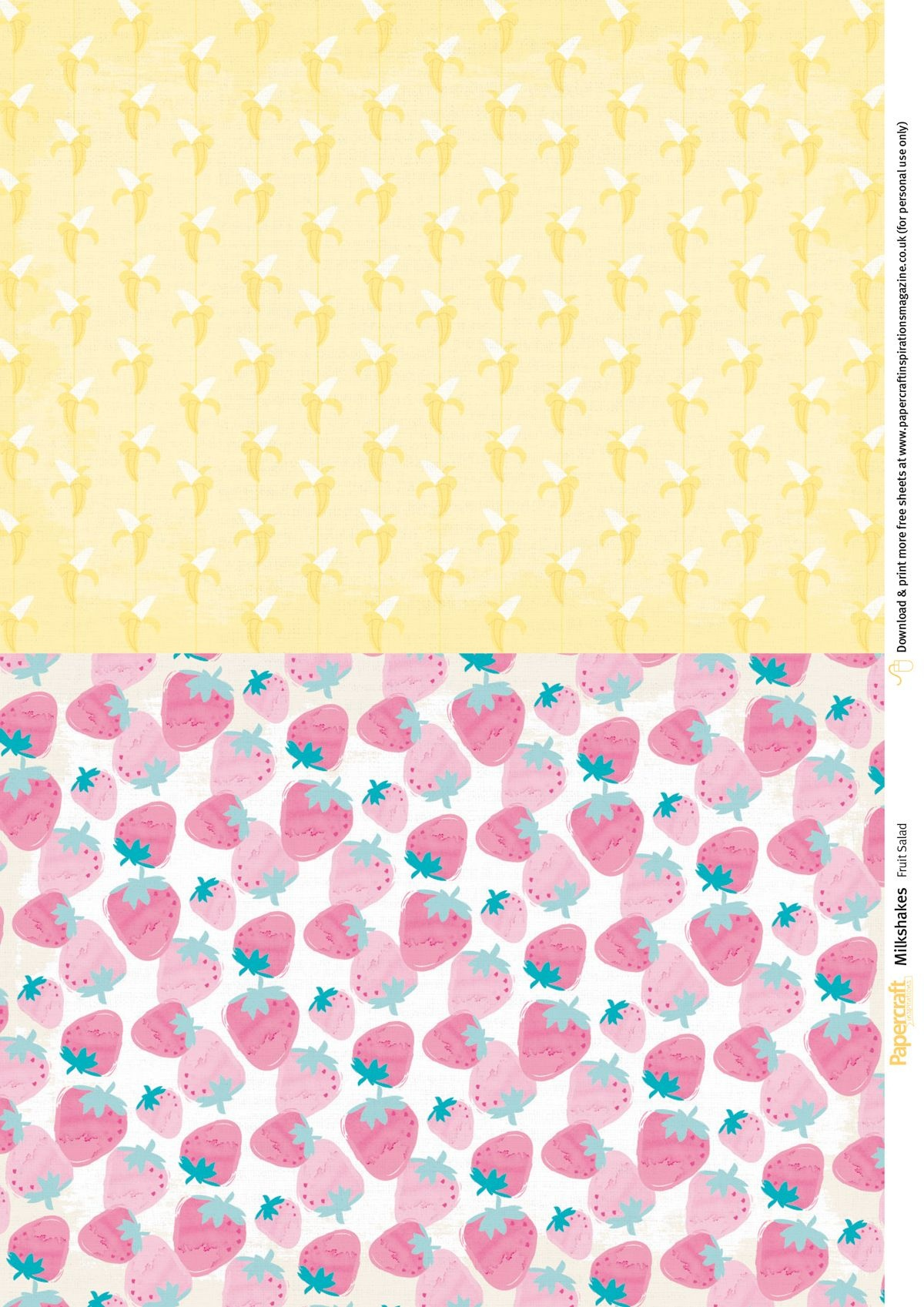 Free Papers From Papercraft Inspirations Magazine 164   Free   Paper - Free Printable Pattern Paper Sheets