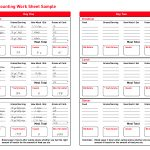 Free Print Carb Counter Chart   Carb Counting Work Sheet Sample   Free Printable Carb Counter Chart