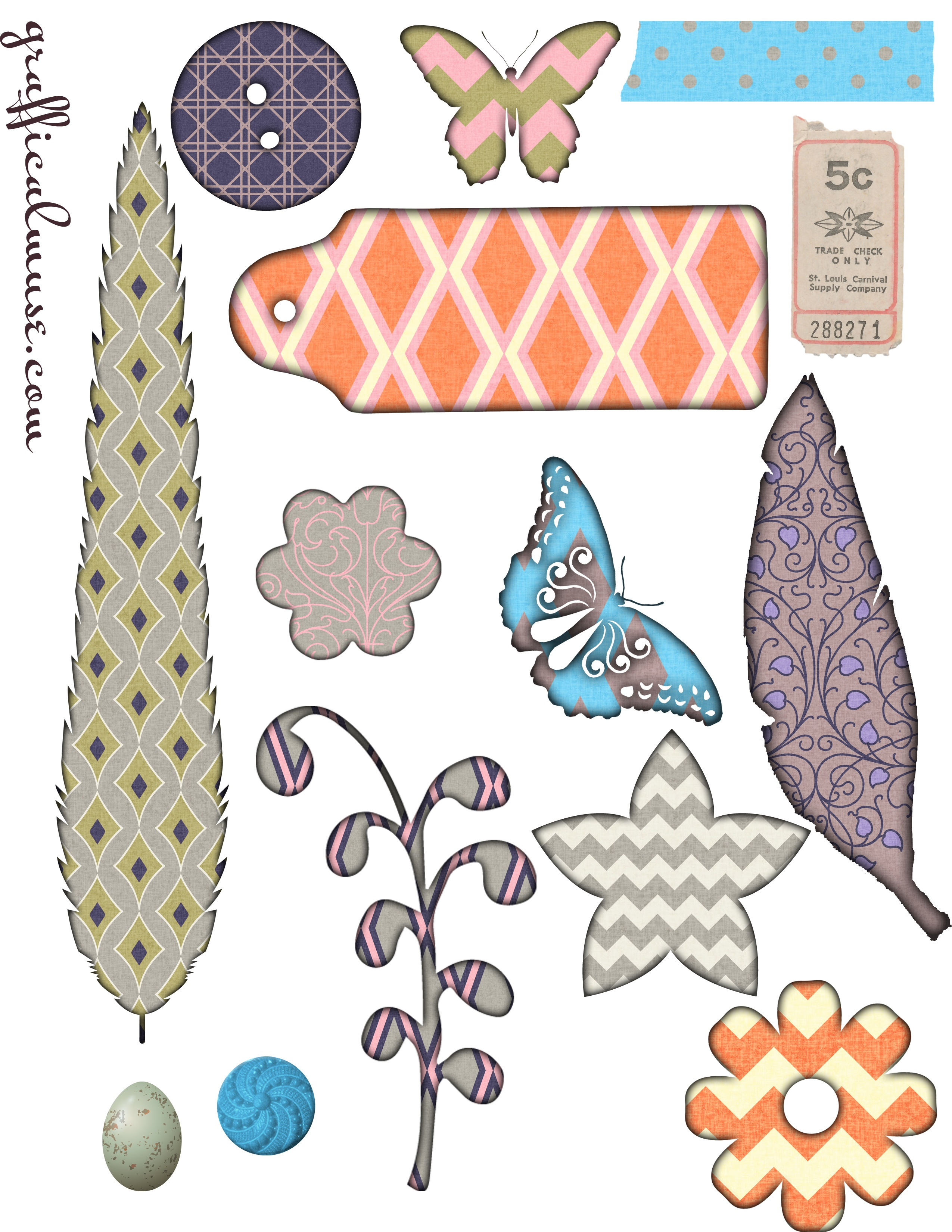 Free Printable Altered Art Collage Sheet - The Graffical Muse - Free Printable Picture Collage