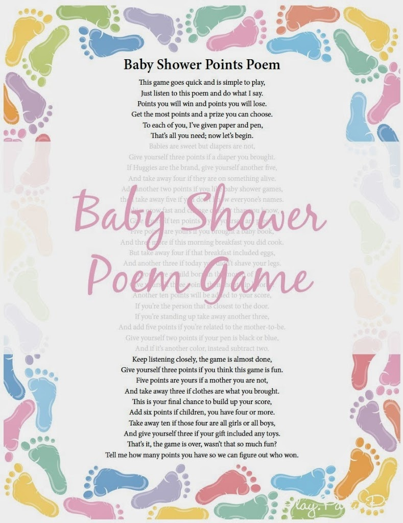 Free Printable Baby Shower Games And More Games Everyone Will Love - Free Printable Templates For Baby Shower Games