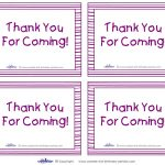 Free Printable Baby Shower Thank You Cards (72+ Images In Collection - Free Printable Baby Shower Thank You Cards