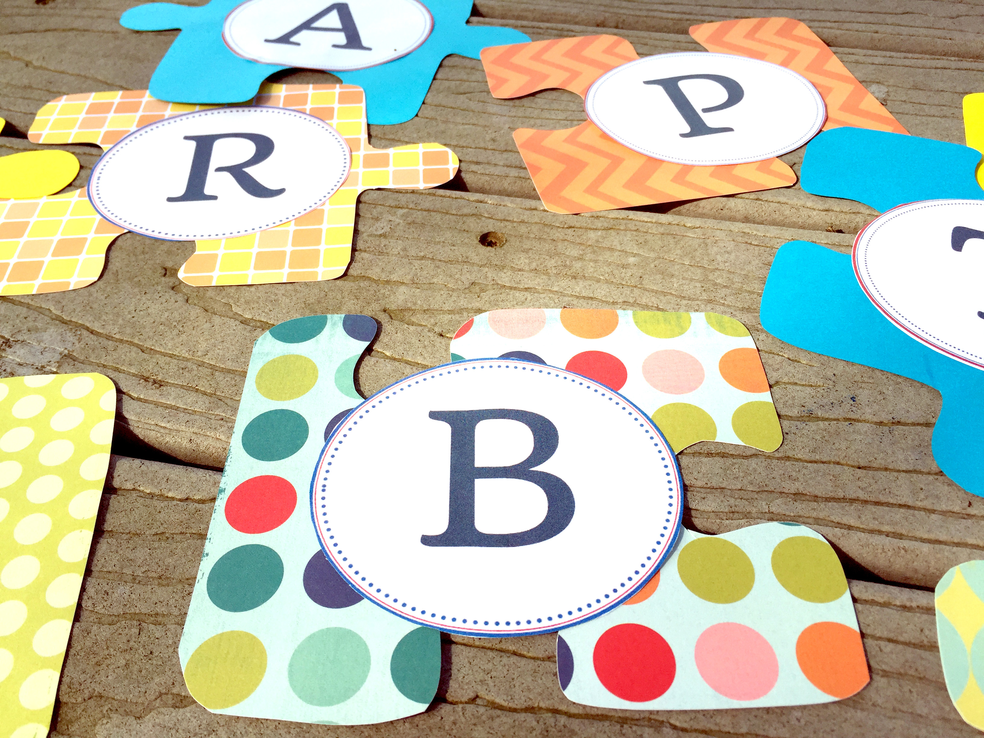 Free Printable Banner Letters | Make Easy Diy Banners And Signs - Free Printable Alphabet Letters For Banners