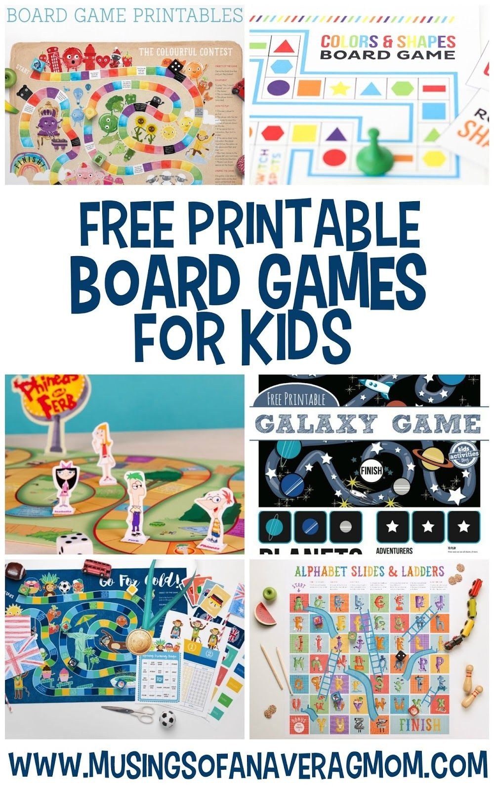 Free Printable Board Games   Printables For Kids   Printable Board - Free Printable Alphabet Board Games