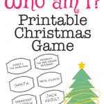 Free Printable Christmas Games For Church Groups – Festival Collections   Free Printable Religious Christmas Games