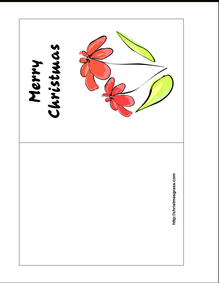 Free Printable Christmas Greeting Cards - Christmas Cards Download Free Printable