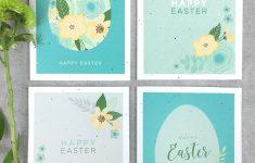 Free Printable} Easter Cards | Blog | Botanical Paperworks – Free Printable Easter Cards To Print