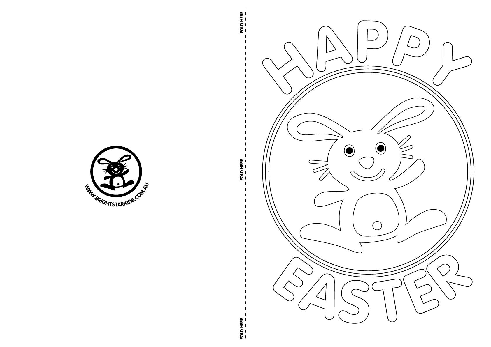 Free Printable Easter Cards For Kids – Hd Easter Images - Free Printable Easter Cards To Print