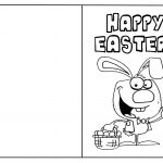 Free Printable Easter Cards Templates – Hd Easter Images   Free Printable Easter Cards For Grandchildren
