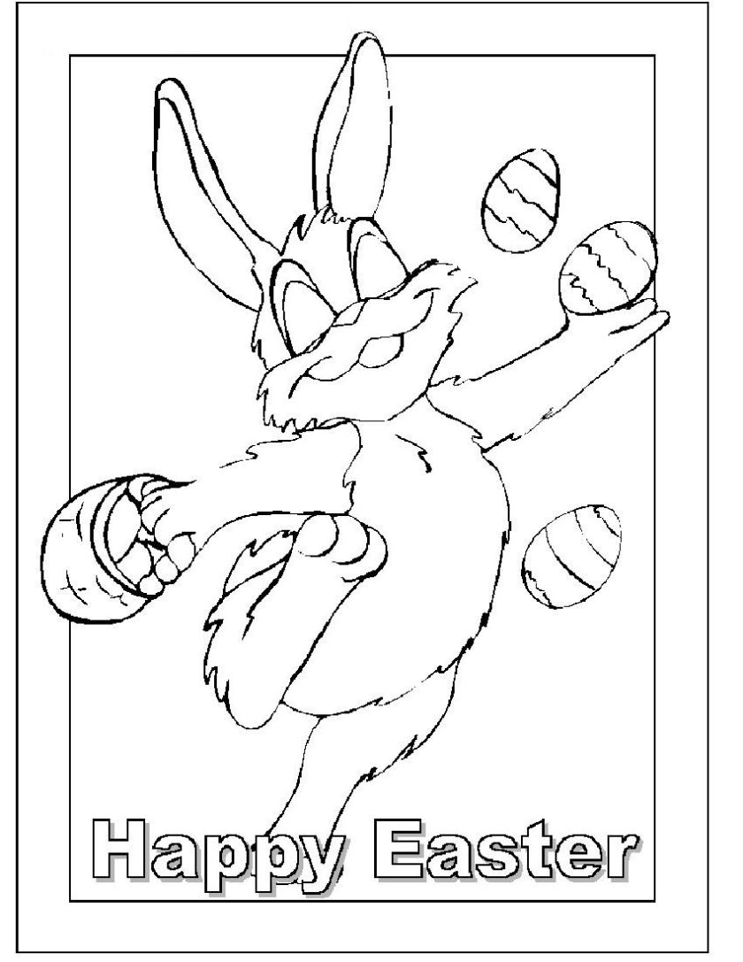 Free Printable Easter Cards To Color – Hd Easter Images - Free Printable Easter Cards To Print