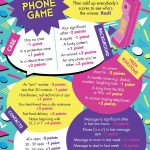 """Free Printable: Easy, Simple """"the Phone Game""""! Hen Party Game Idea   What's In Your Cell Phone Game Free Printable"""