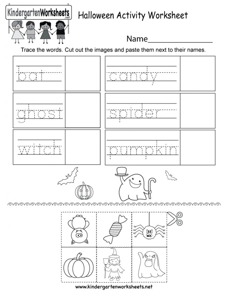 Free Printable Kid Activities Worksheets