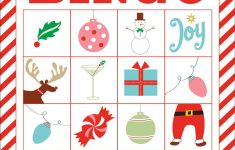 Free Printable: Holiday Bingo {Blonde Designs Blog} | Christmas – Free Holiday Games Printable