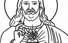 Free Printable Jesus Coloring Pages For Kids | Cool2Bkids – Free Printable Jesus Coloring Pages