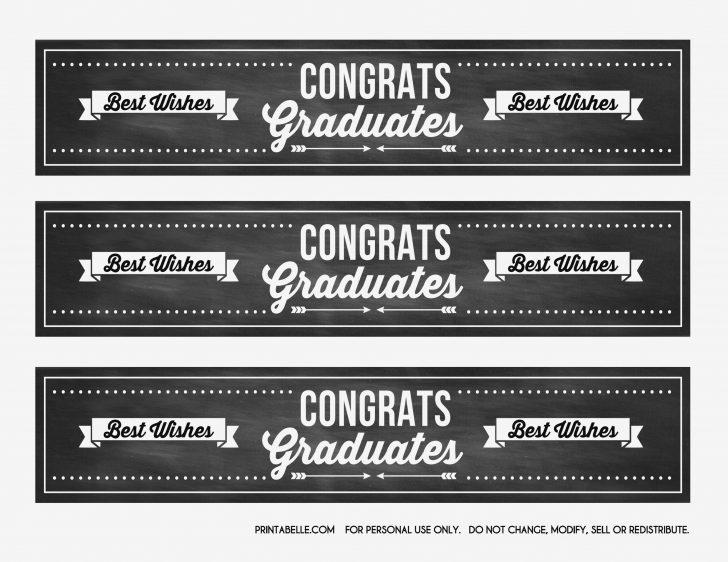 Free Printable Graduation Address Labels
