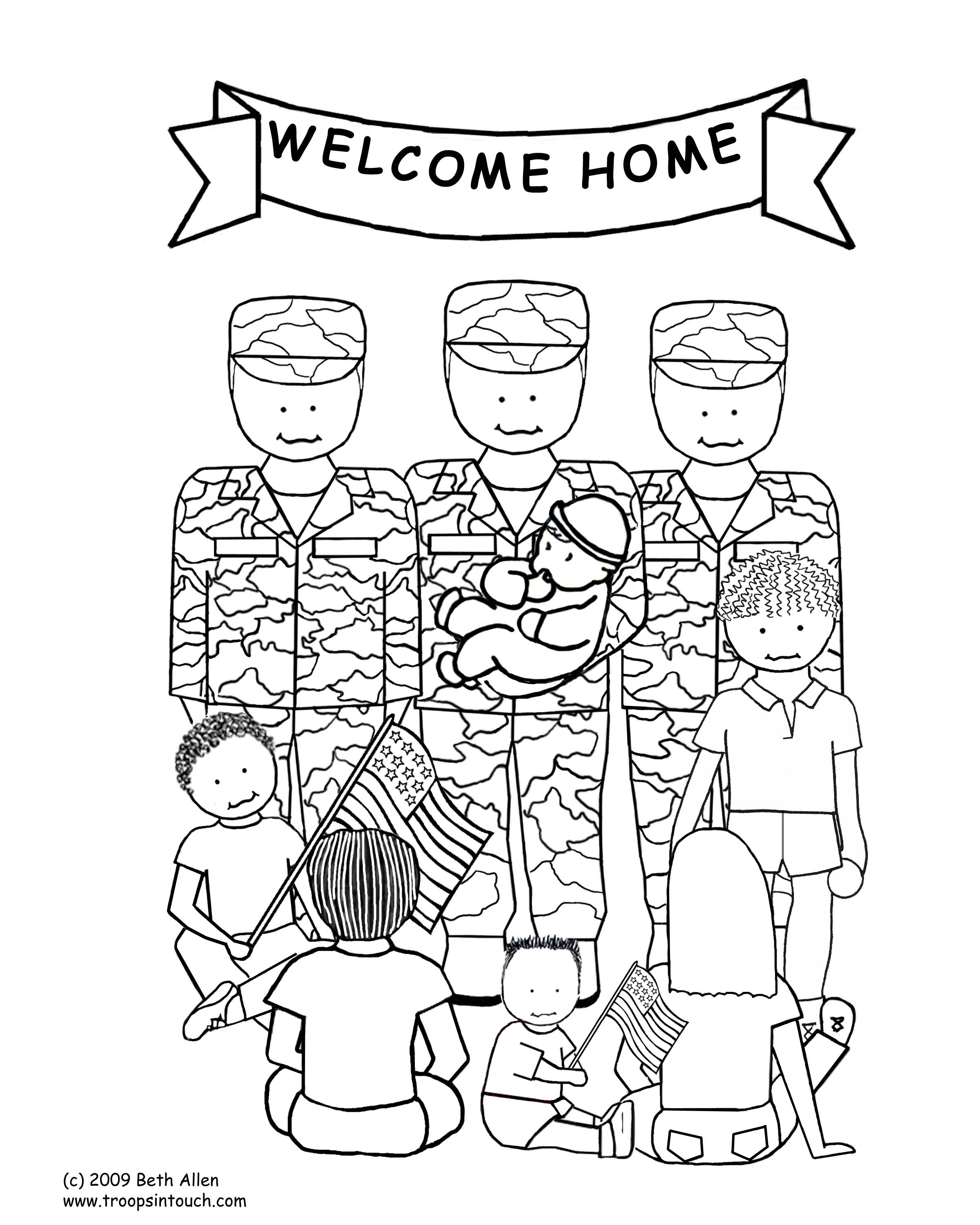 Free Printable Military Greeting Cards. Printable. Free Printable - Free Printable Military Greeting Cards