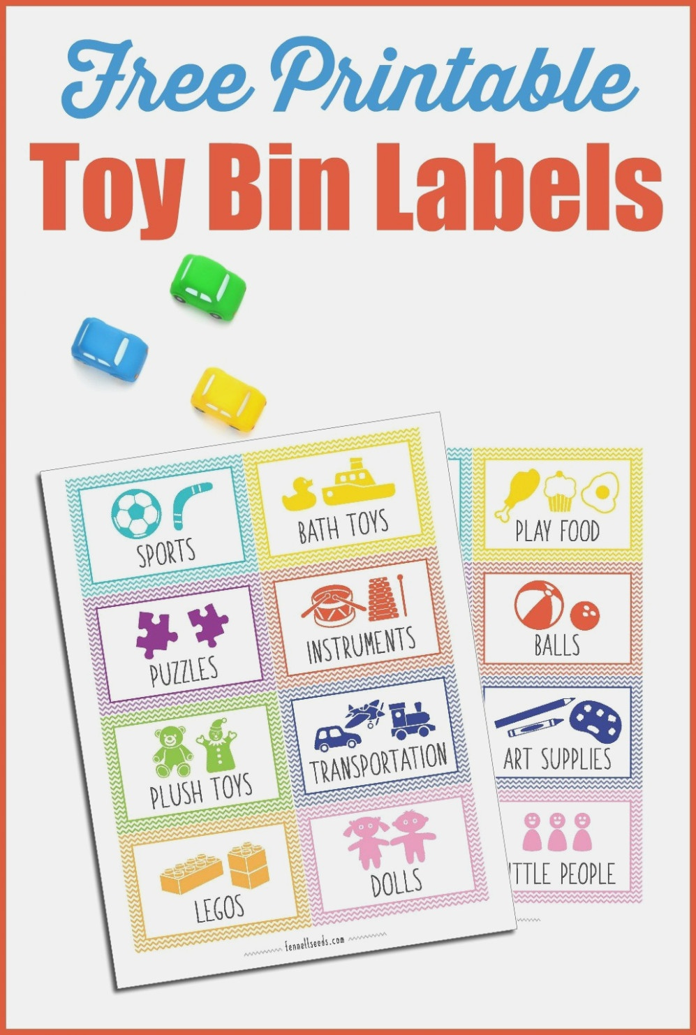 Free Printable Play Food Labels Will Be A   Label Maker Ideas - Free Printable Play Food Labels