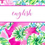 Free Printable Preppy Lilly Pulitzer Binder Covers | Craft Lovely   Free Printable School Binder Covers