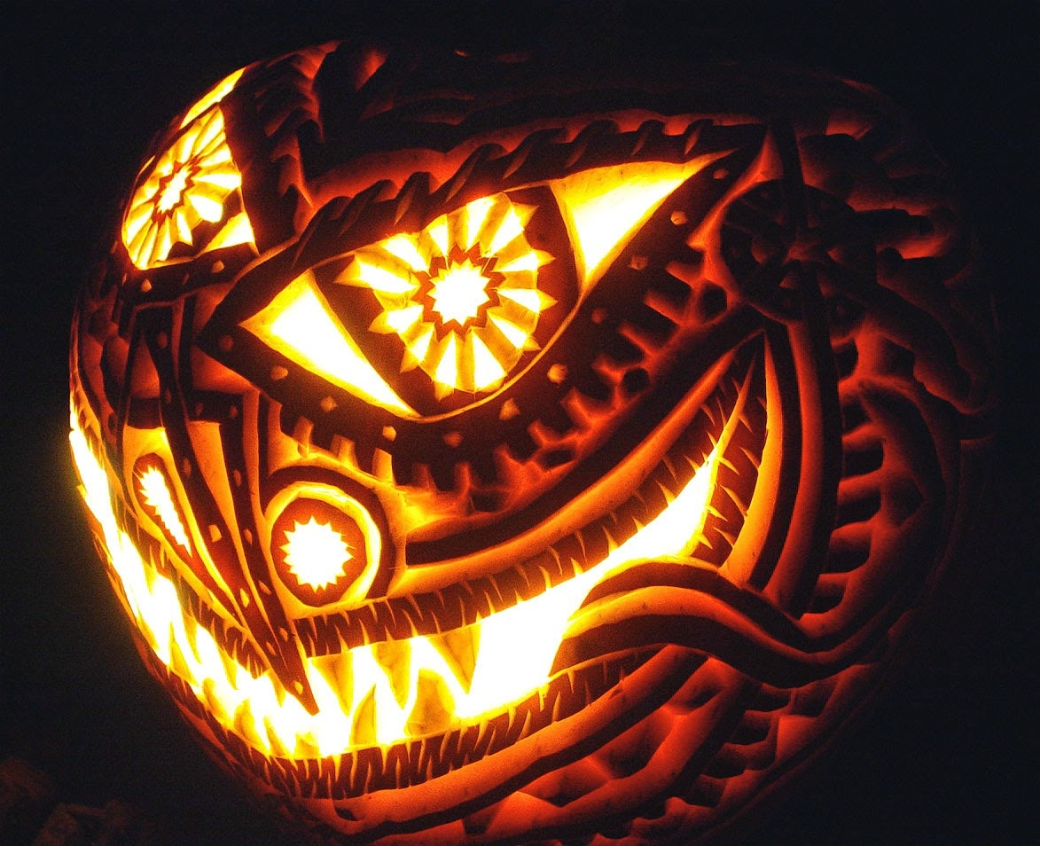 Free Printable Scary Pumpkin Patterns | Ted Woodworking Projects - Free Printable Scary Pumpkin Patterns