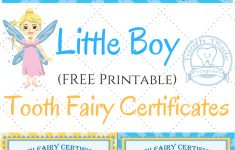 Free Printable Tooth Fairy Certificates | Parenting | Tooth Fairy – Free Printable Tooth Fairy Certificate