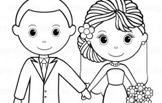 Free Printable Wedding Coloring Pages | Free Printable Wedding – Wedding Coloring Book Free Printable