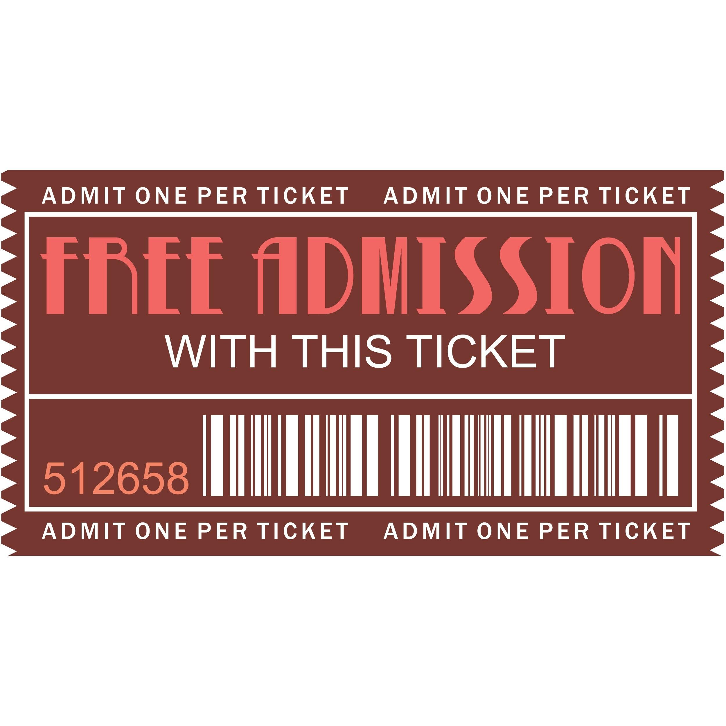 Free Printables – Movie Ticket | Little Victoria's Party - Free Printable Movie Tickets