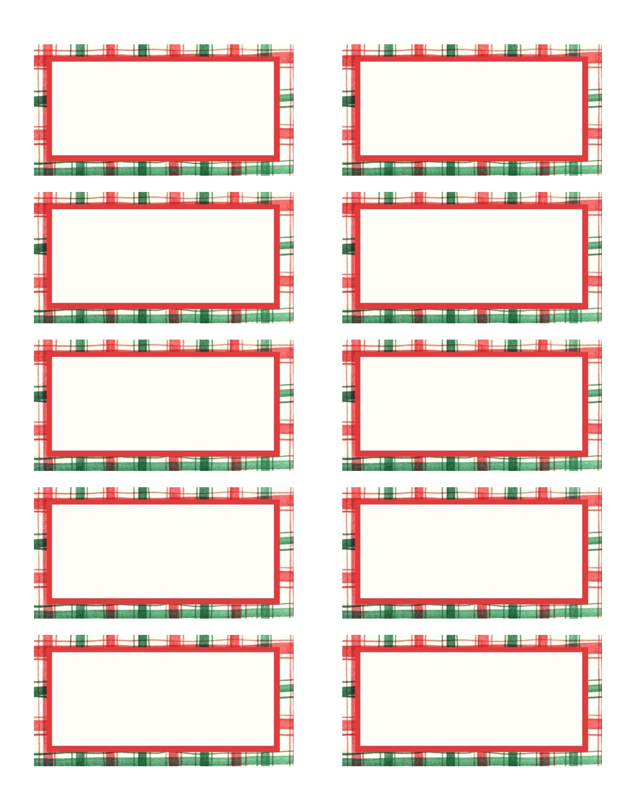 Free+Avery+Christmas+Tag+Label+Template   The Teacher In Me - Free Printable Label Templates For Word