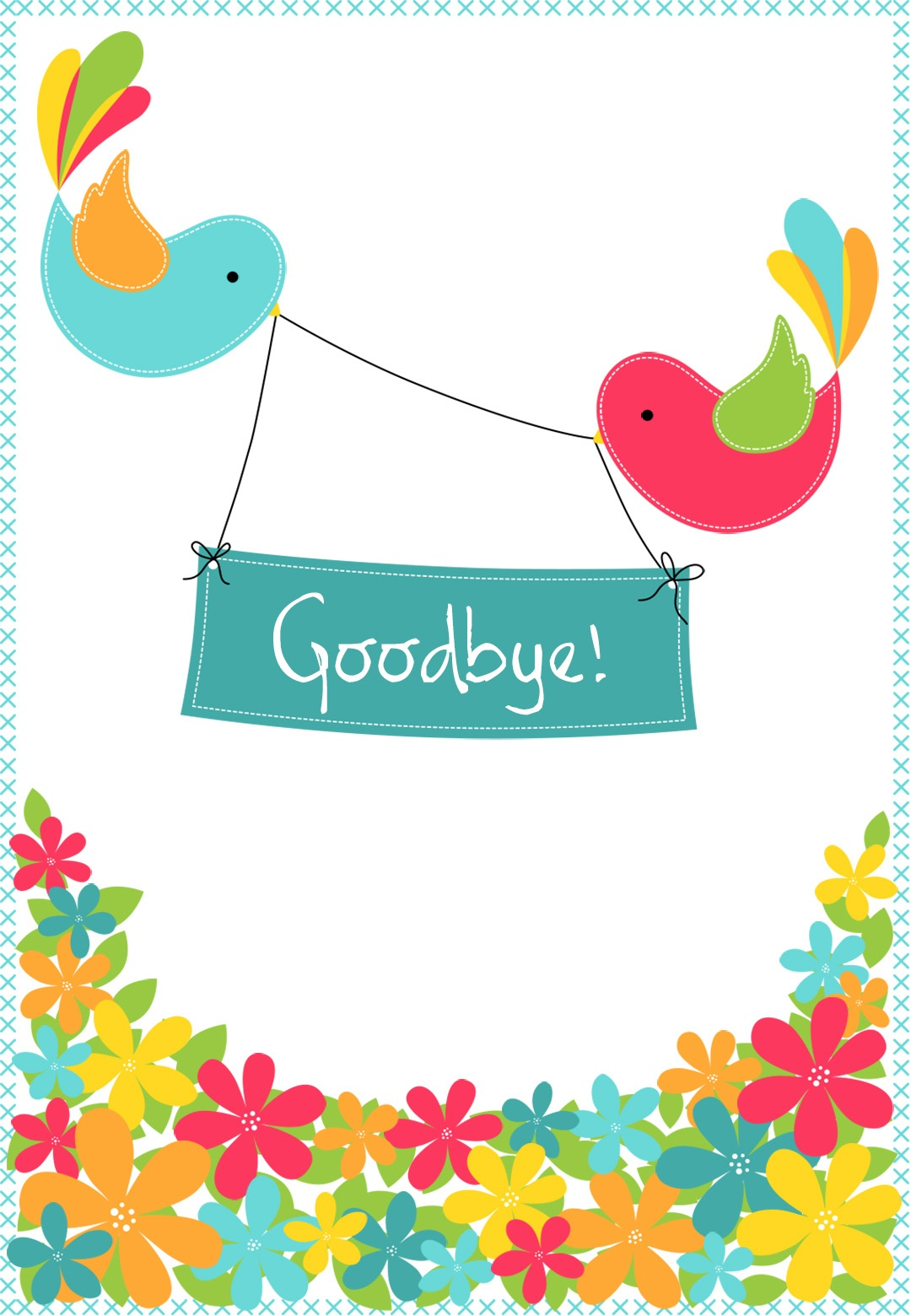 free printable farewell card for coworker  free printable