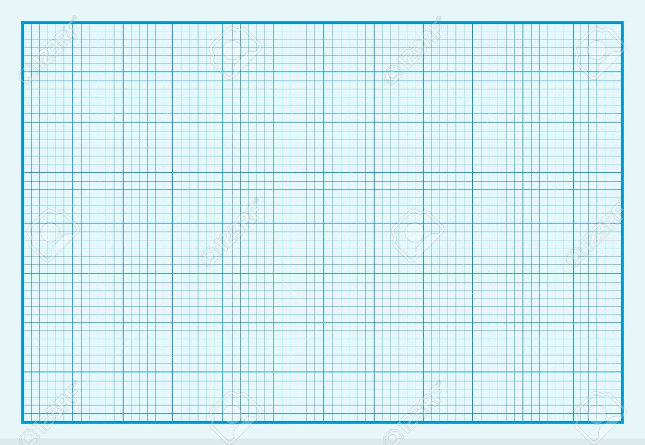 Graph Paper Background Design Flat. Graph And Paper, Graph Paper - Free Printable Graph Paper No Download