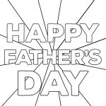 Happy Father's Day Coloring Pages Free Printables   Paper Trail Design   Free Printable Fathers Day Coloring Pages For Grandpa