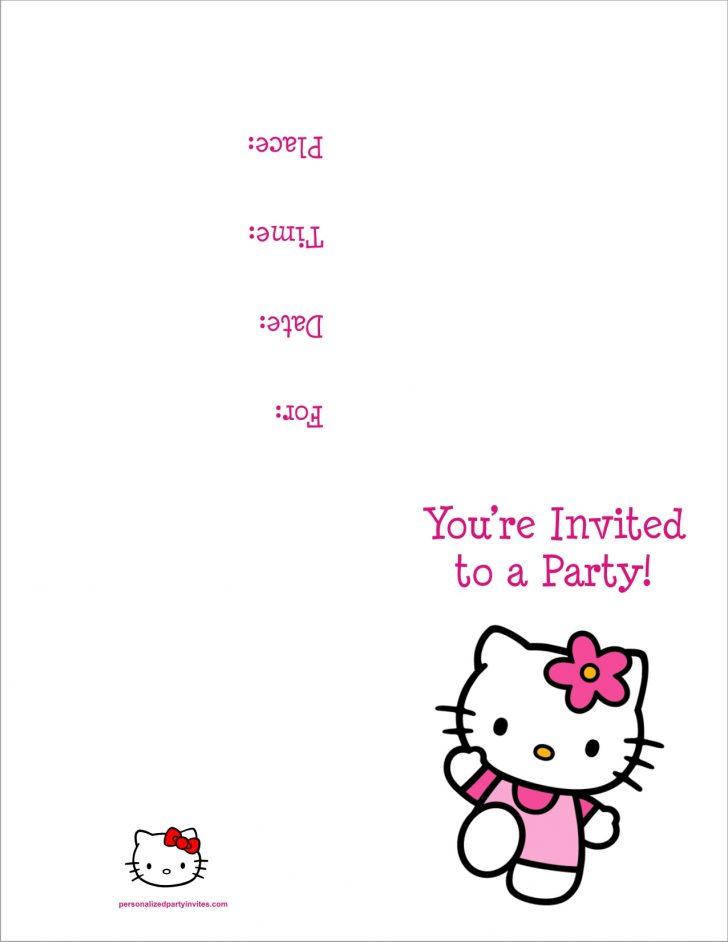 Hello Kitty Labels Printable Free
