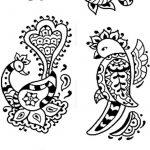 Henna Birds Raven Dove Swallow Eagle Tattoo Designs   Tattoos Book   Free Printable Henna Tattoo Designs