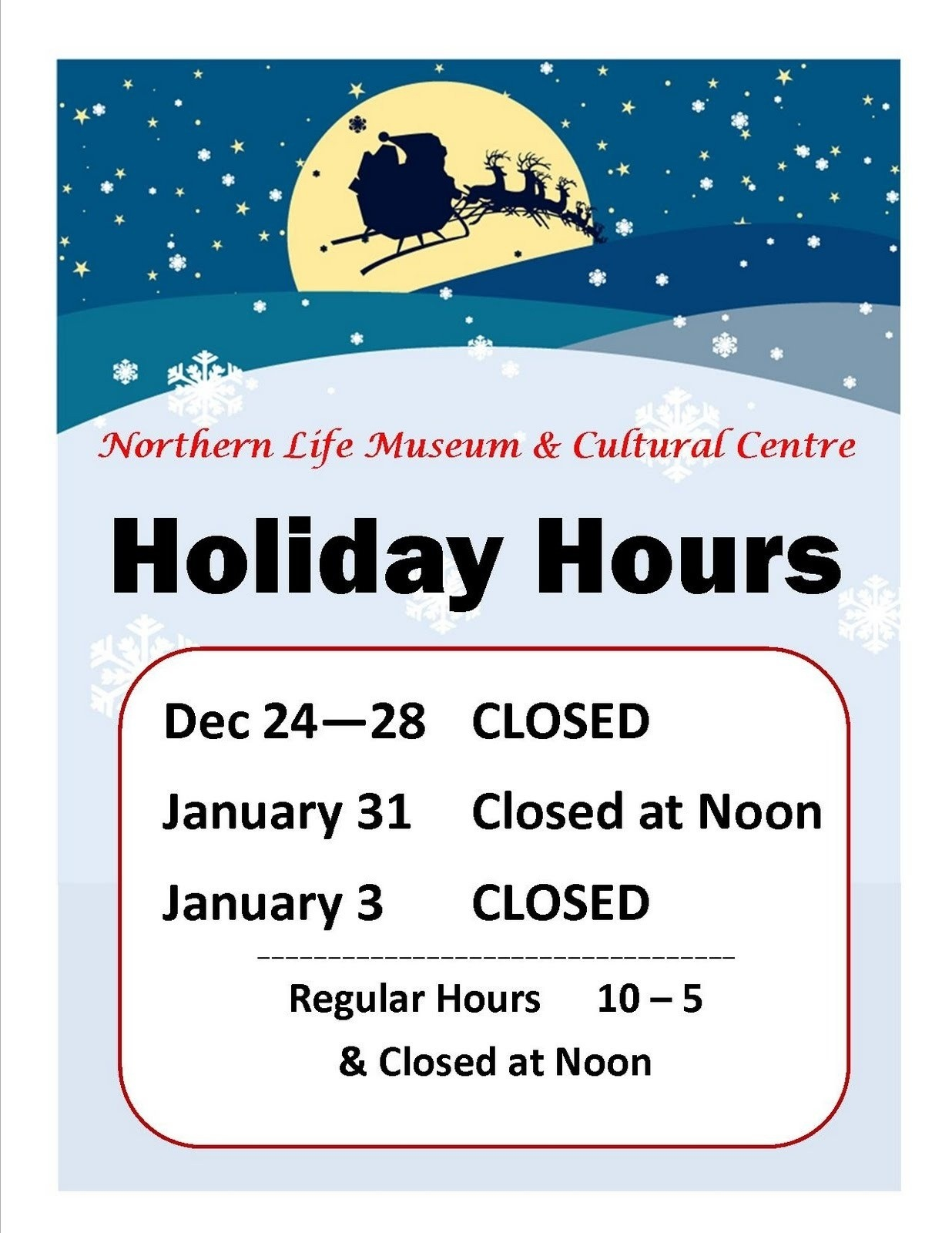 Holiday Closing Signs Templates Free Printable Closed 18 - Free Printable Holiday Closed Signs