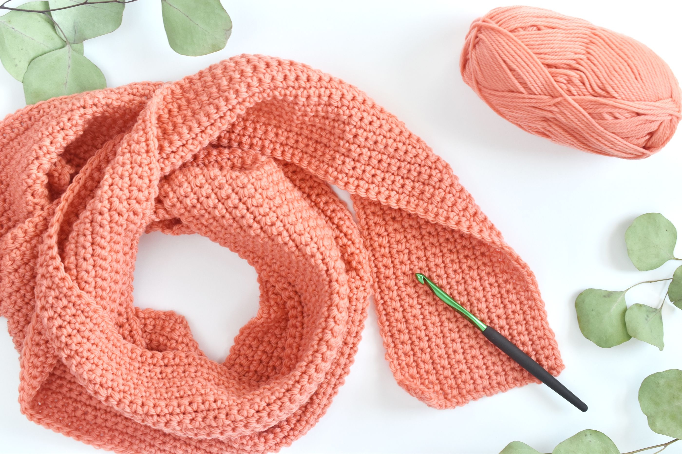 How To Crochet A Scarf For Beginners - Free Printable Crochet Scarf Patterns