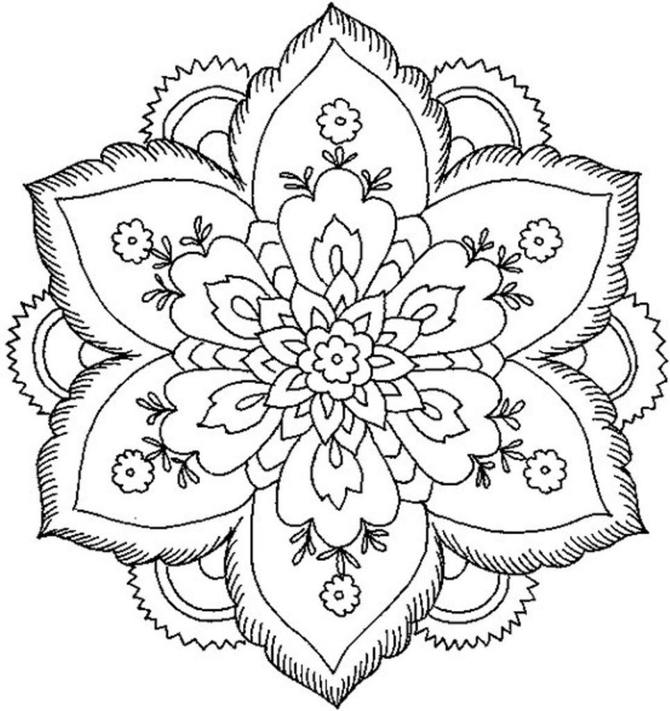 Image Result For Summer Coloring Pages For Senior Adults Free - Free Printable Summer Coloring Pages For Adults