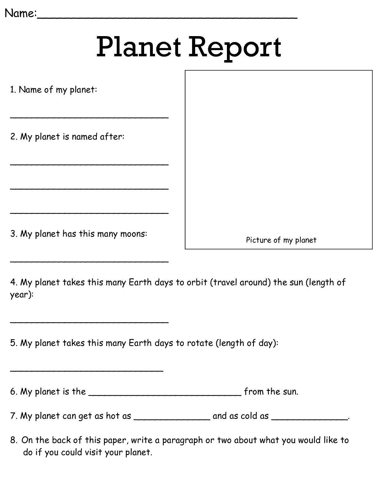Job Worksheets 5Th &6Th | Science Worksheets Science Worksheets - Free Printable Science Worksheets For Grade 2