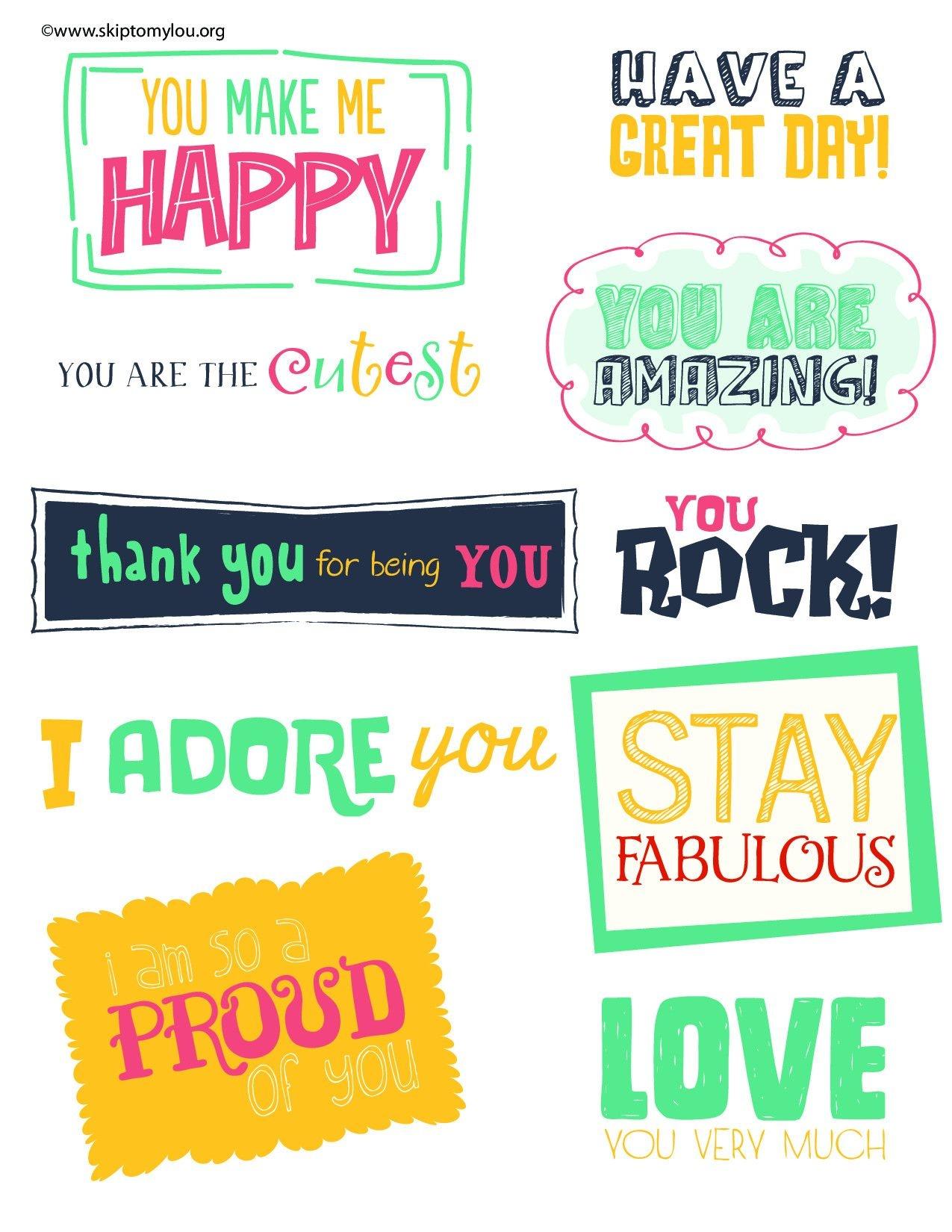 Kindness Cards {Free Printable}   Printables For Parents   Kindness - Free Printable Kindness Cards
