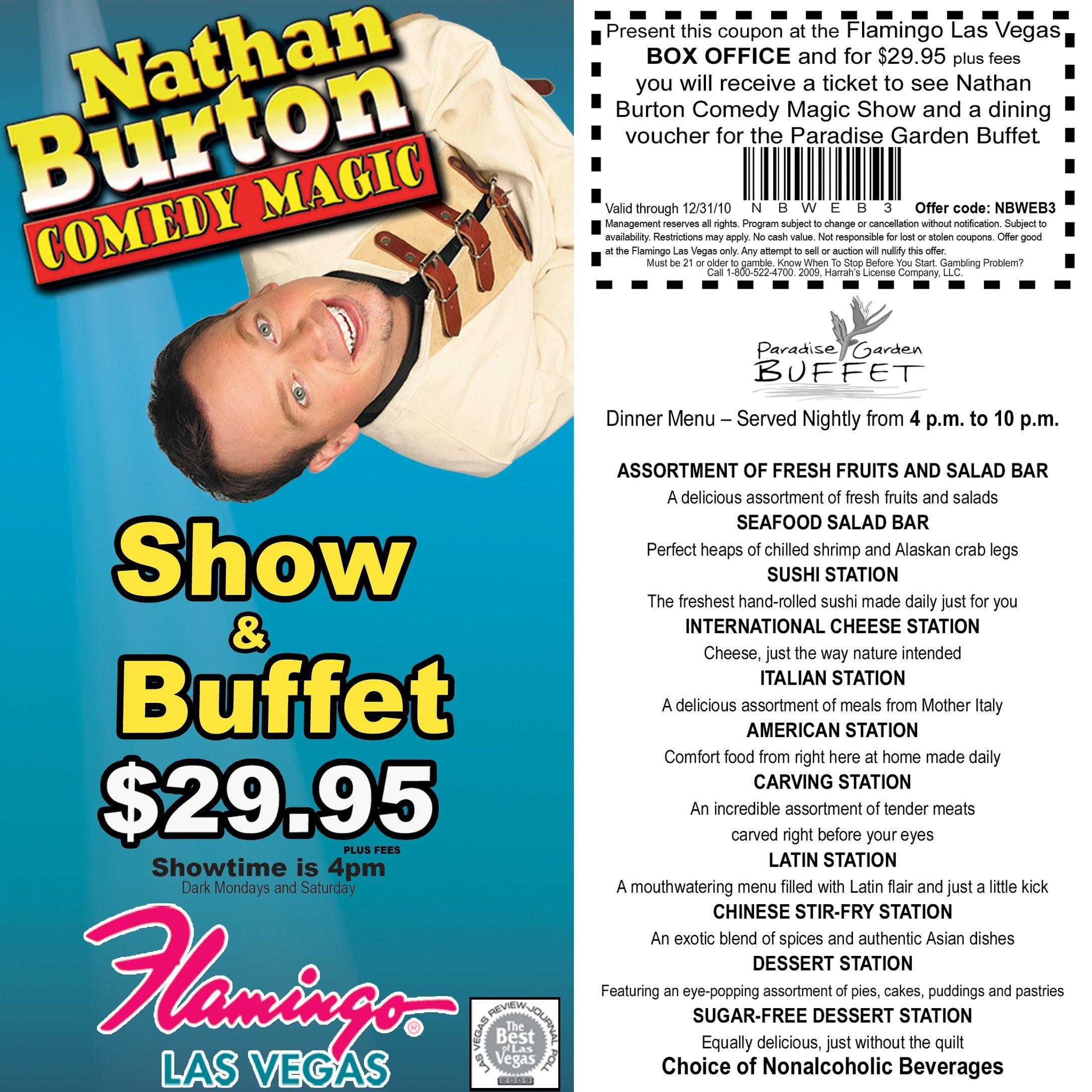 Las Vegas Coupons 2 For 1 Discounts Buffet Deals Salad Bar Buffet - Free Las Vegas Buffet Coupons Printable