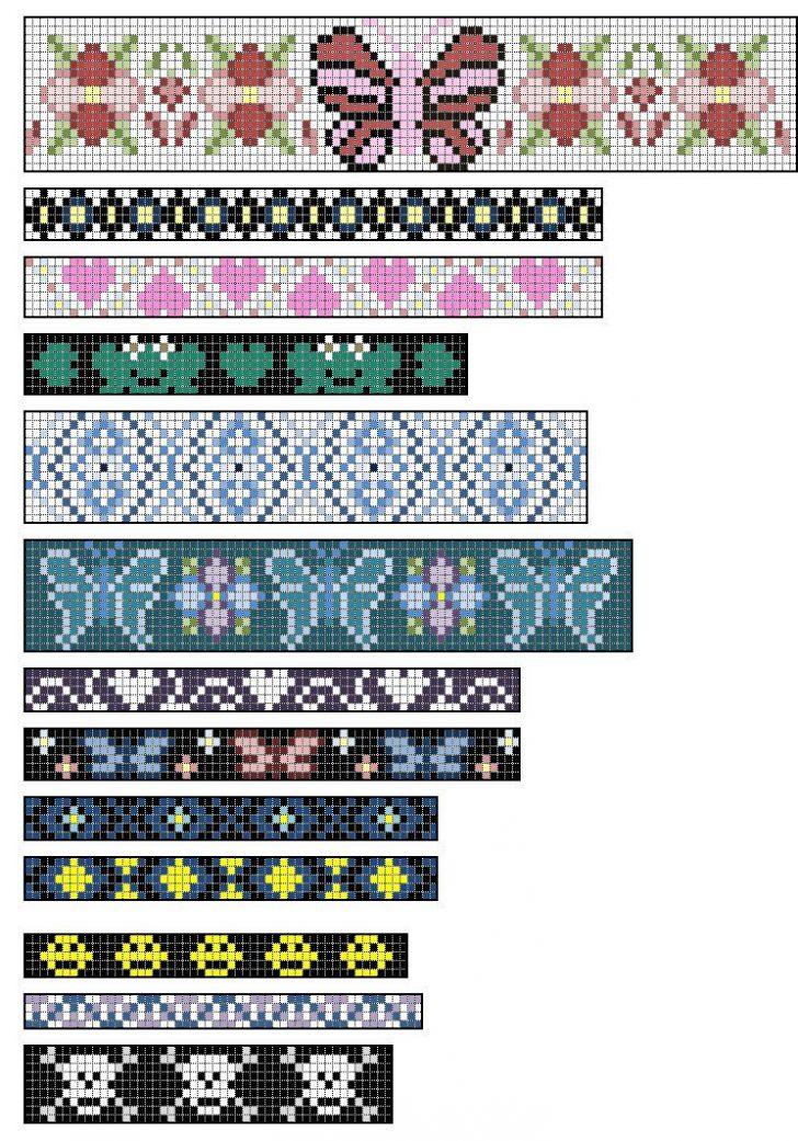 Free Printable Bead Loom Patterns