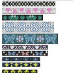 Loom+Beading+Patterns | Native American Split Loom Patterns: Free   Free Printable Native American Beading Patterns