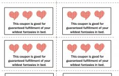 Love Coupon Template Microsoft Word | Examples And Forms – Free Sample Coupons Printable
