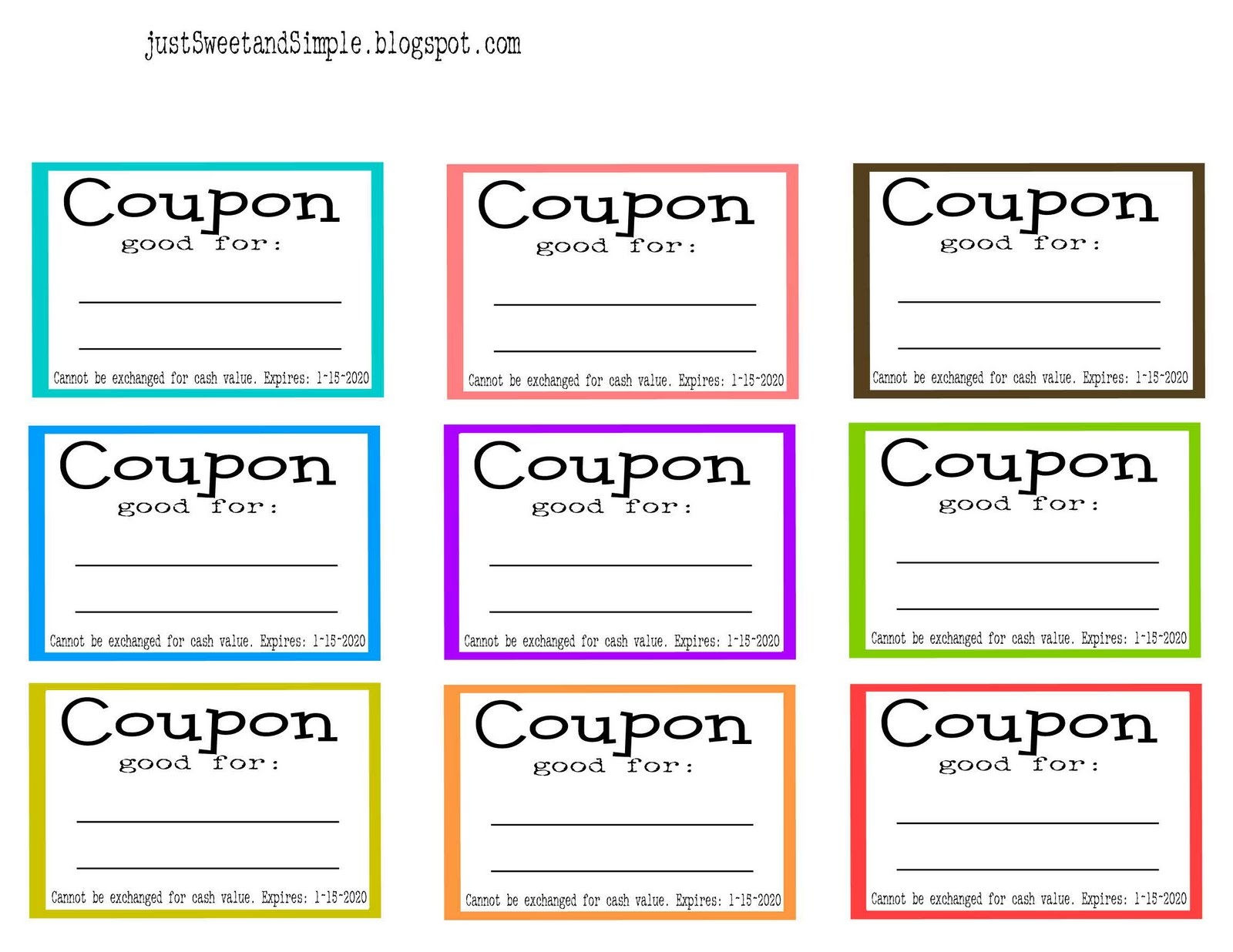 Lunch Coupons Format - Kaza.psstech.co - Free Sample Coupons Printable