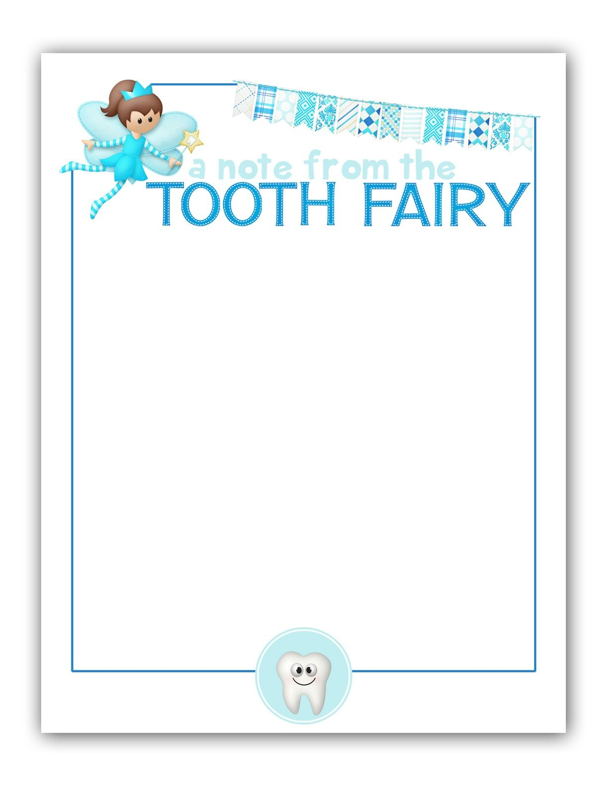 M|K Designs Blog: Tooth Fairy Stationary - Free Printable | Tooth - Tooth Fairy Stationery Free Printable