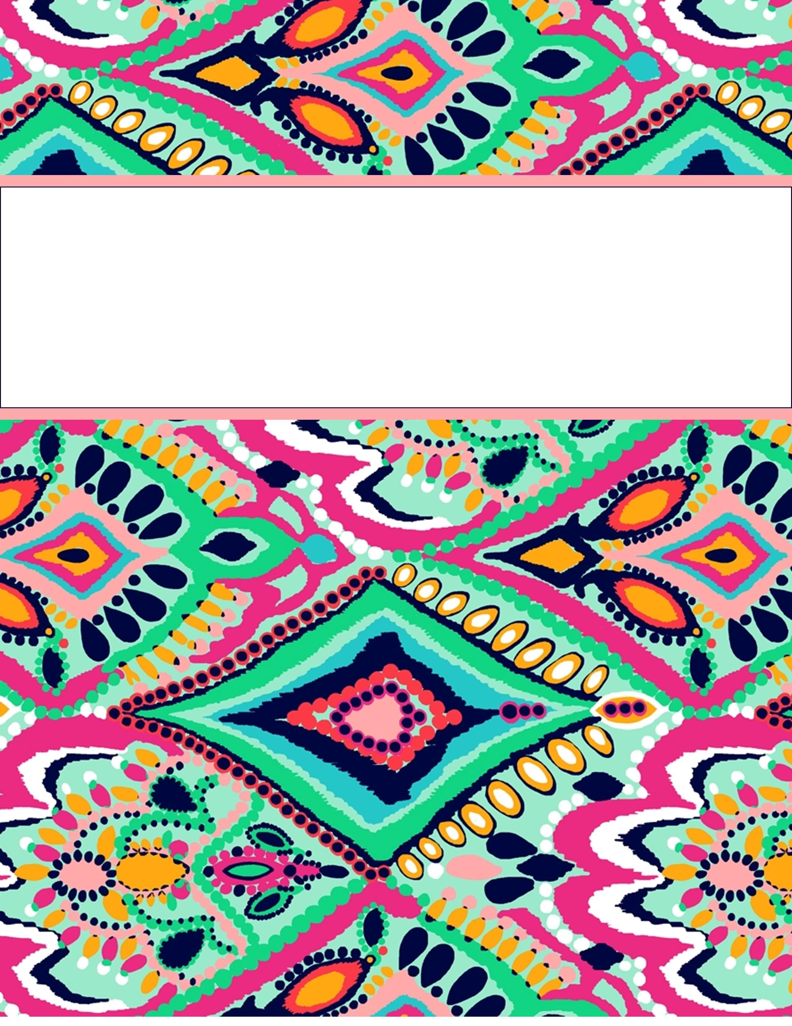My Cute Binder Covers | Nursing School | Cute Binder Covers, Binder - Free Printable School Binder Covers