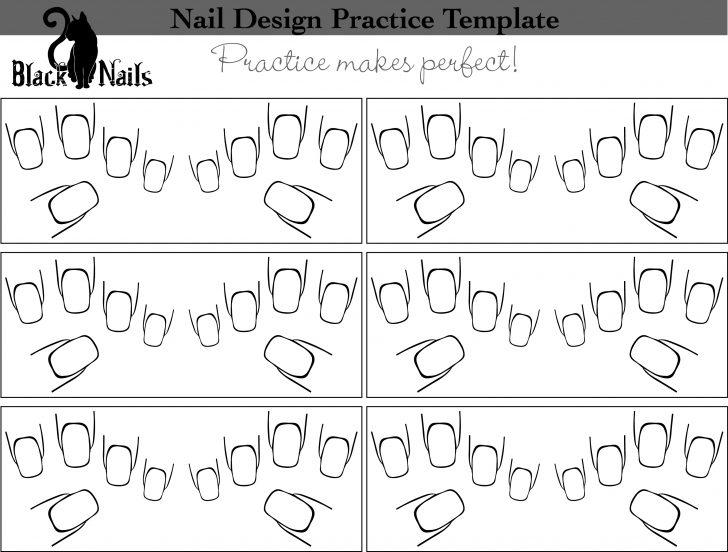 Free Printable Nail Art Designs