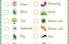 Nature Scavenger Hunt – Free Printable – Stay At Home Mum – Free Printable Scavenger Hunt