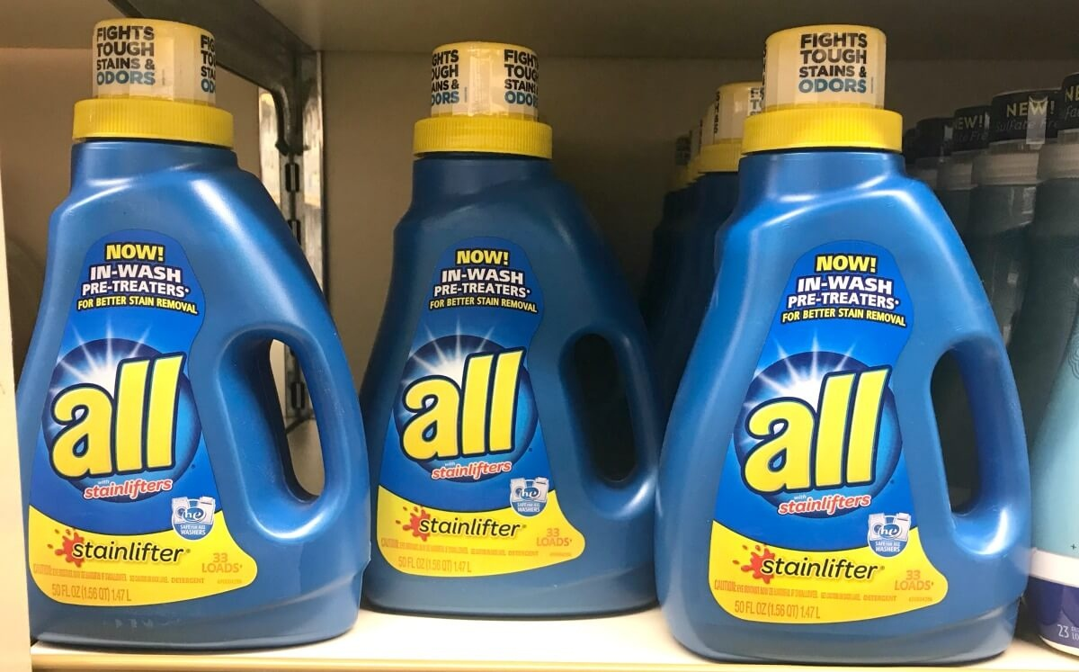 New $1/1 All Laundry Detergent Coupon & Deals |Living Rich With Coupons® - Free All Detergent Printable Coupons